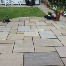 patio slabs chessington, surrey patio pavers